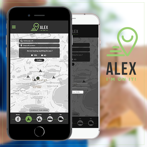 Alex Mobile Application